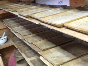 Paddled slab plates en masse...