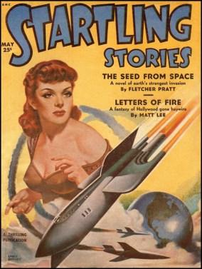 Startling Stories - My.1951