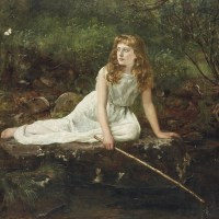 John Collier's Paintings