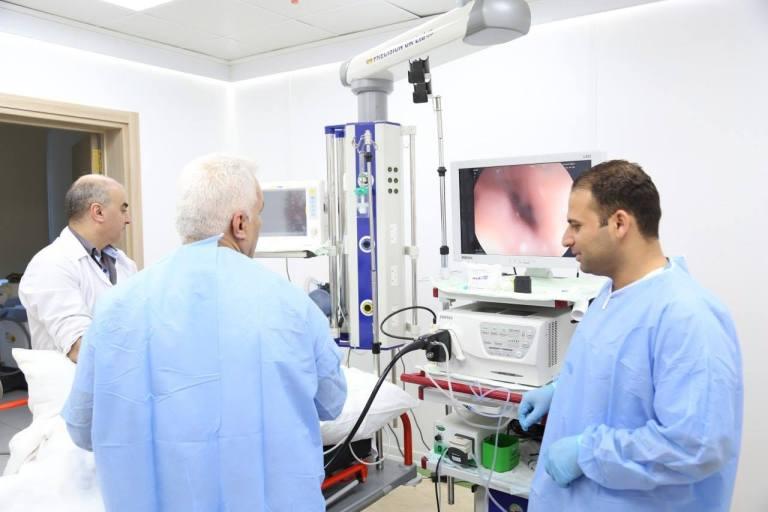 مركز امراض الجهاز الهضمي والكبد