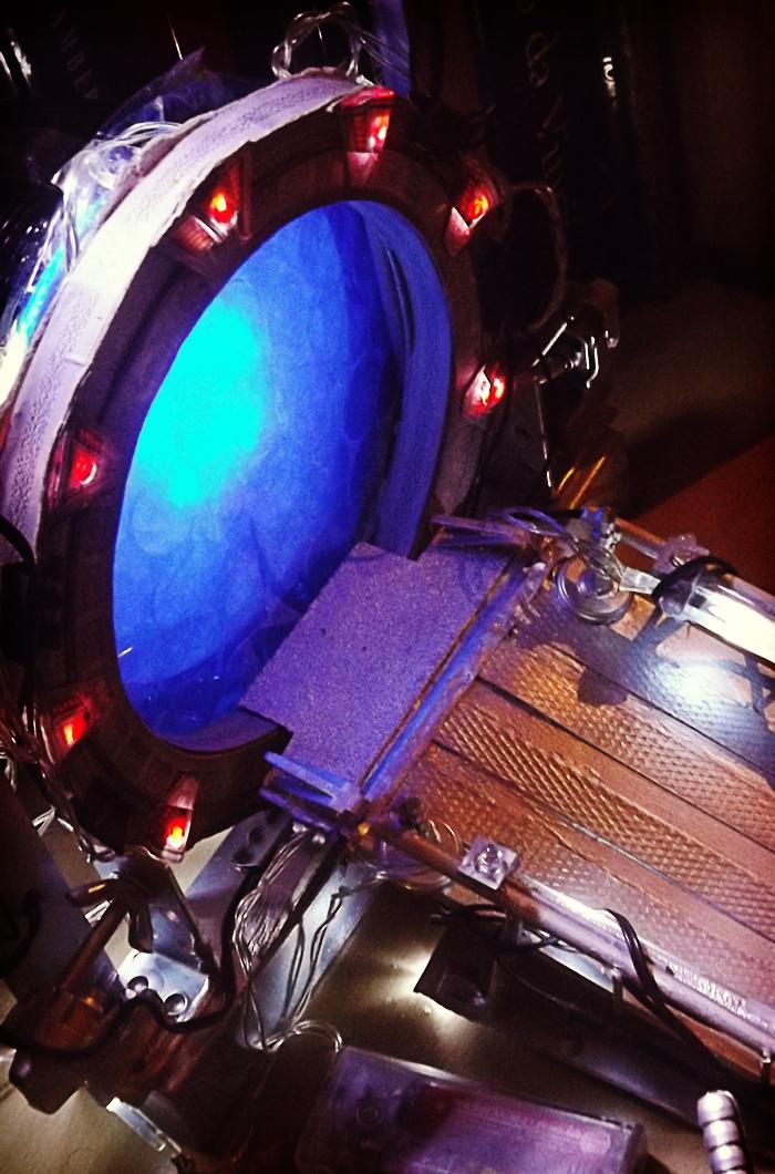 Stargate SG-1 - Open Wormhole