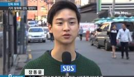 Korean Actor police report news