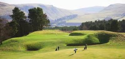 gleneagles golf club