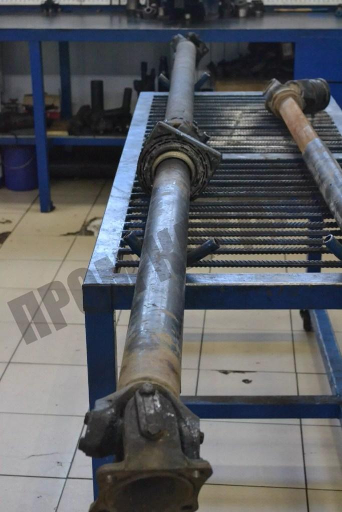 Ремонт карданного вала МАЗ-4370 «Зубренок»