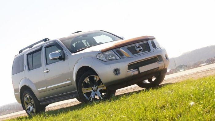 Nissan Pathfinder, ниссан патфайндер, ремонт карданного вала, ремонт кардана, балансировка, замена крестовины