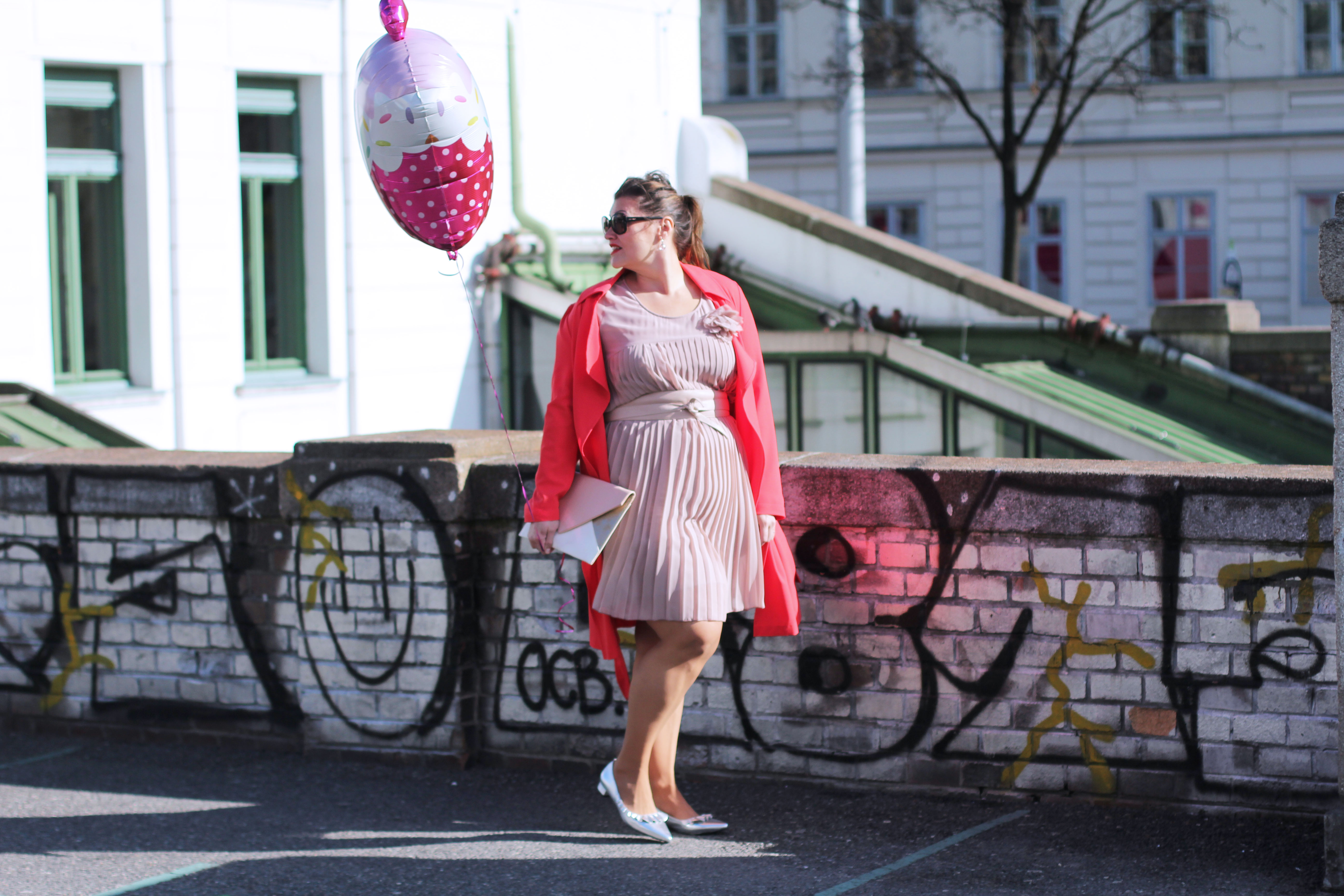 outfit}: must haves 2017: plissee, volant, metallic