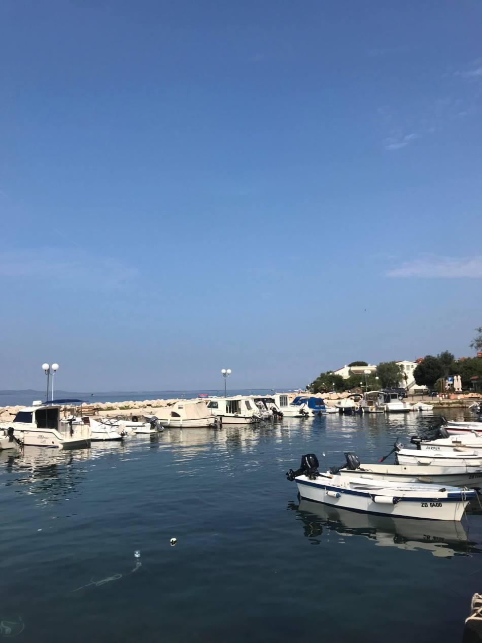 kroatien urlaub kardiaserena croatia zadar meer sea ocean boote