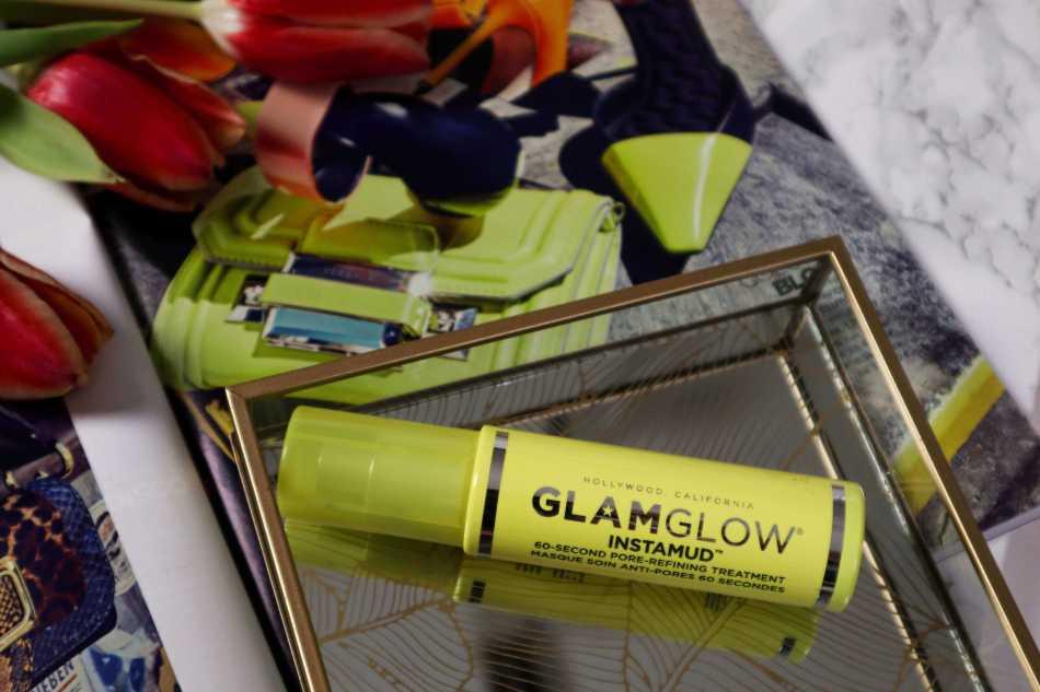 Skincare kardiaserena glamglow instamud maske