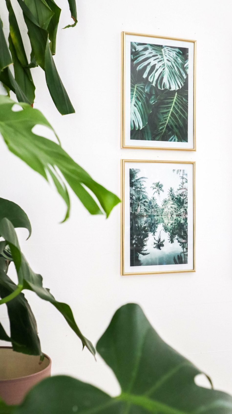 Bali Touch Wohnzimmer Inspo Posterstore Dschungle Jungle Vibes Poster Store kardiaserena