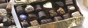 Chokolade Gaveæsker
