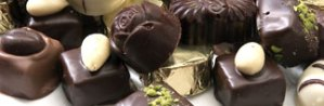 Chokolade til konfirmation, bryllup, barnedåb eller dessert