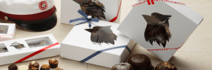 Chokolade til studenterfest