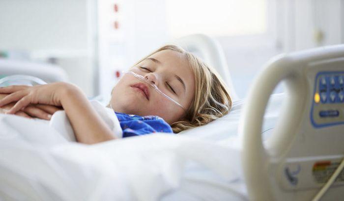 Инсульт бывает у детей
