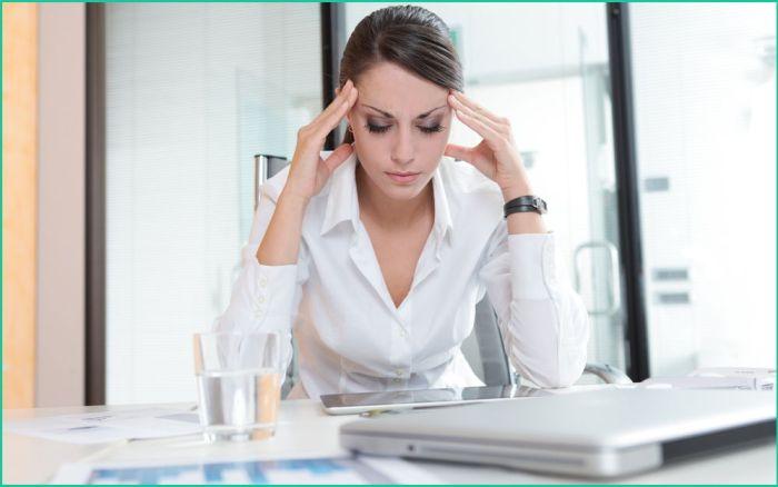 Стресс провоцирует инсульт