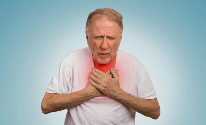Одышка как симптом заболевания