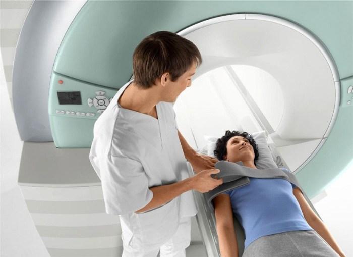 Подготовка к процедуре МРТ