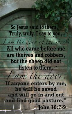 John 10-7-9