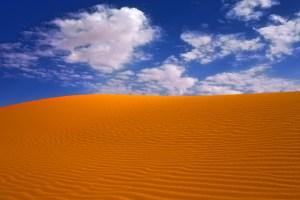 Sand Dunes at Rawdat Khoreim, Riyadh
