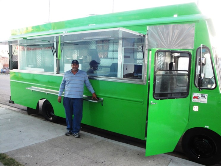 Tacos al pastor Truck - 39