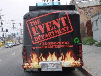 The Event Department