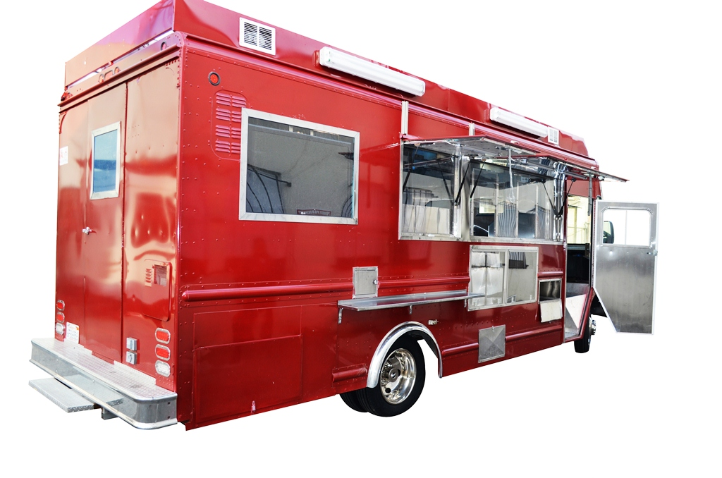 catering food truck