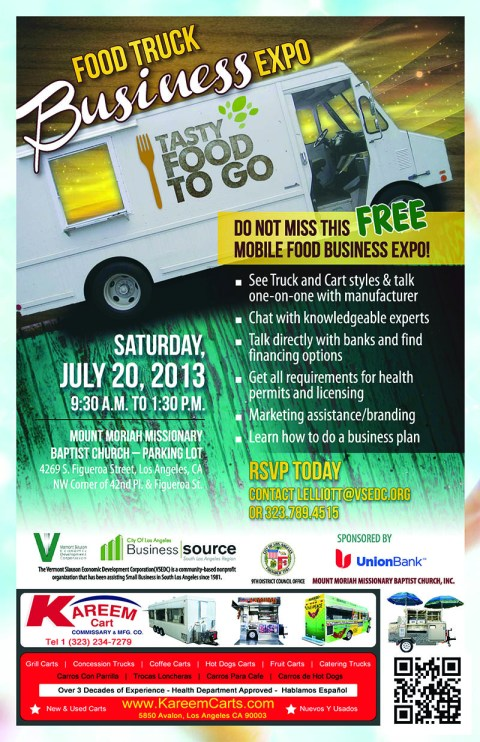 food truck expo 2013
