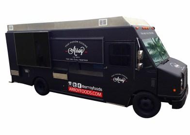 Food Trucks Manufactured by Kareem Carts