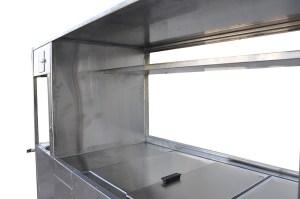 Ice cream compartment