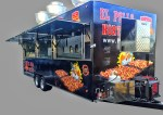 Grilled Chicken Food Trailer