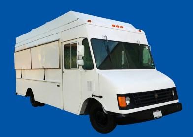 White Custom Truck (20)