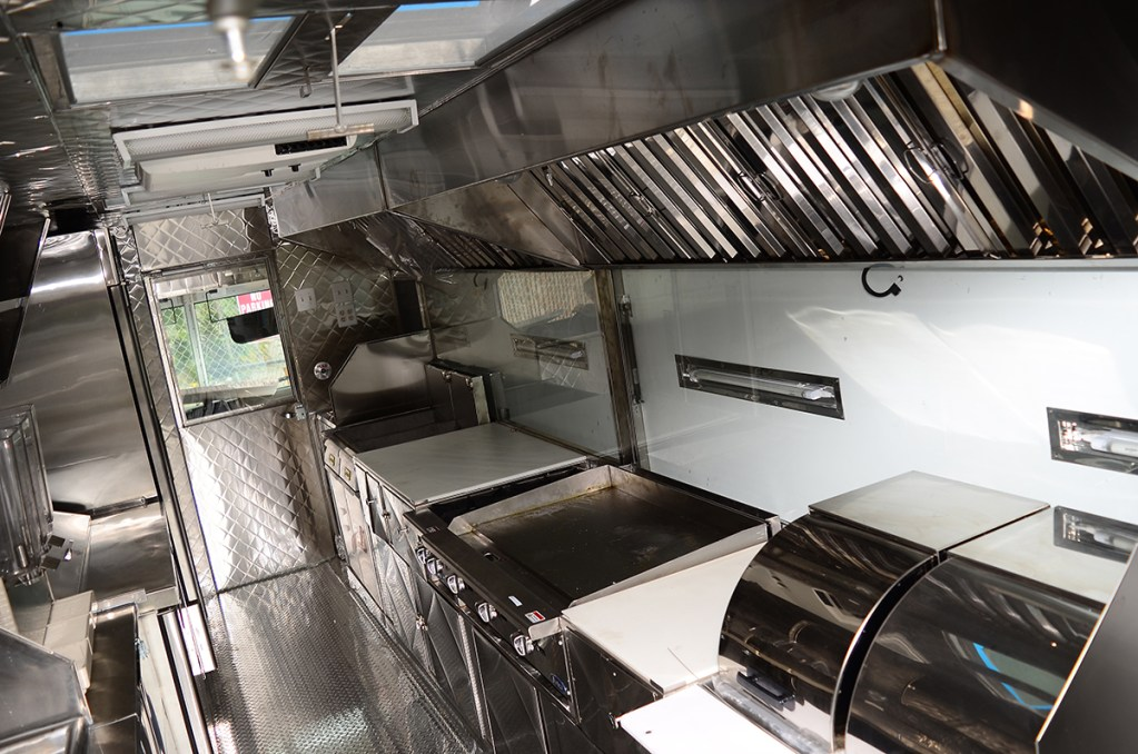 18 International Food Food Truck Kareem Carts
