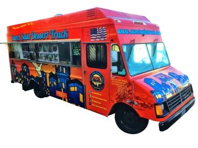 sweet suite dessert truck
