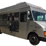 Rickys' Fish tacos - Camioneta para vender comida