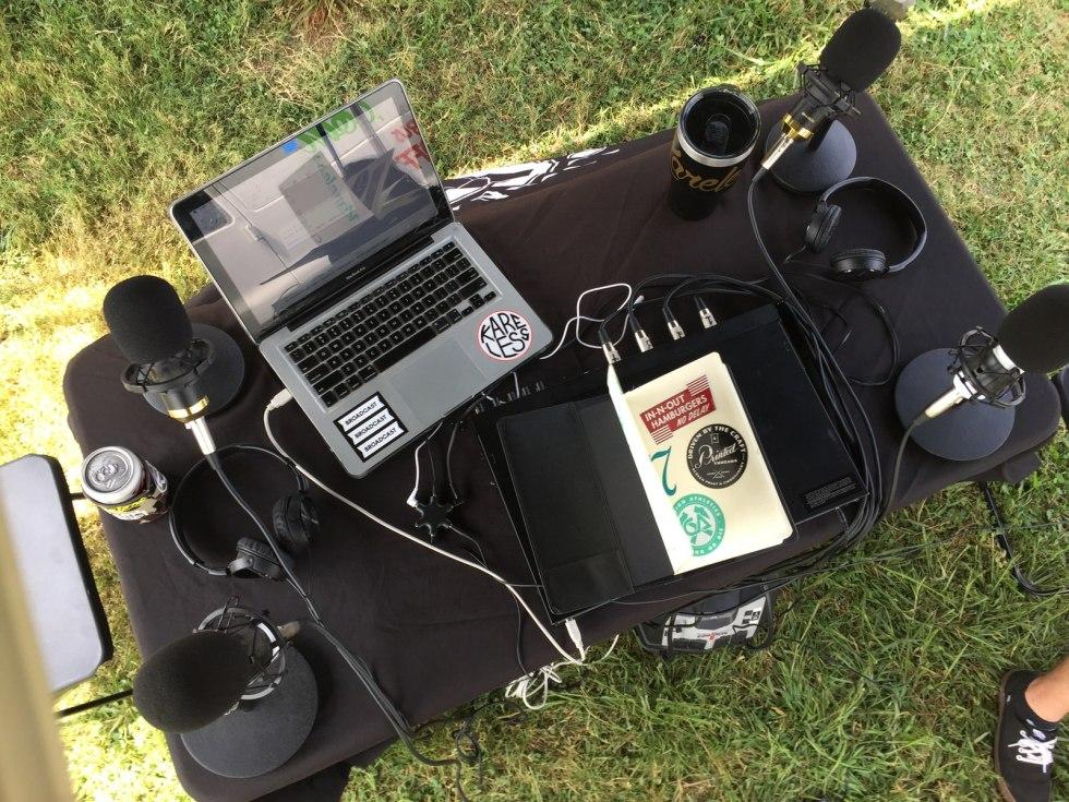 Kareless Radio Setup