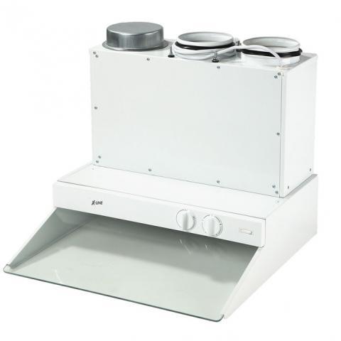 Vallox TTX600 X-Line Valkoinen