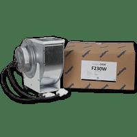 Puhallinpakkaus W230 R / L-mallin tulo / poisto