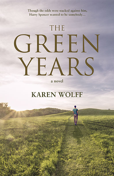 the green years novel by author karen wolff