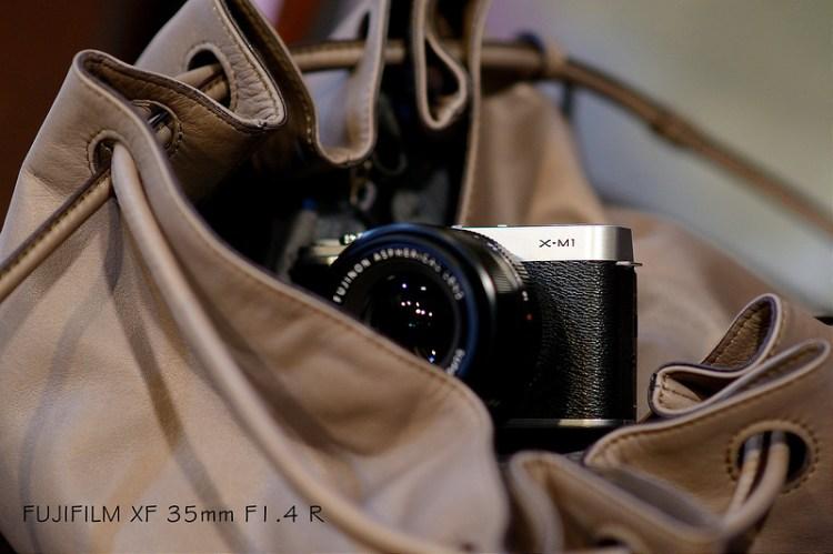 攝影器材使用心得 | Fujifilm XM1 + XF 35mm  F1.4
