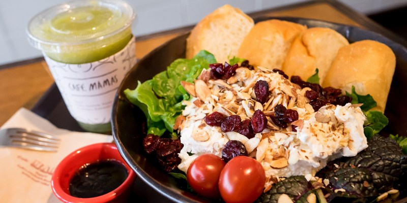 [Seoul。食] CAFE MAMAS (汝矣島店及其他分店地圖)