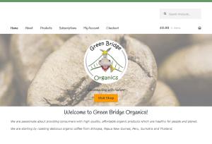 Green Bridge Organics Screenshot