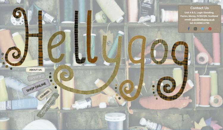Hellygog Desktop Image