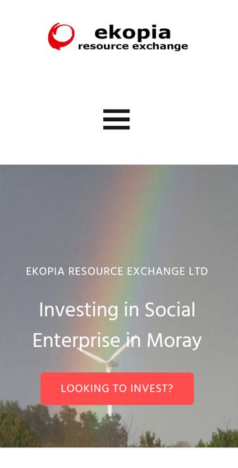 Ekopia: Mobile Screenshot