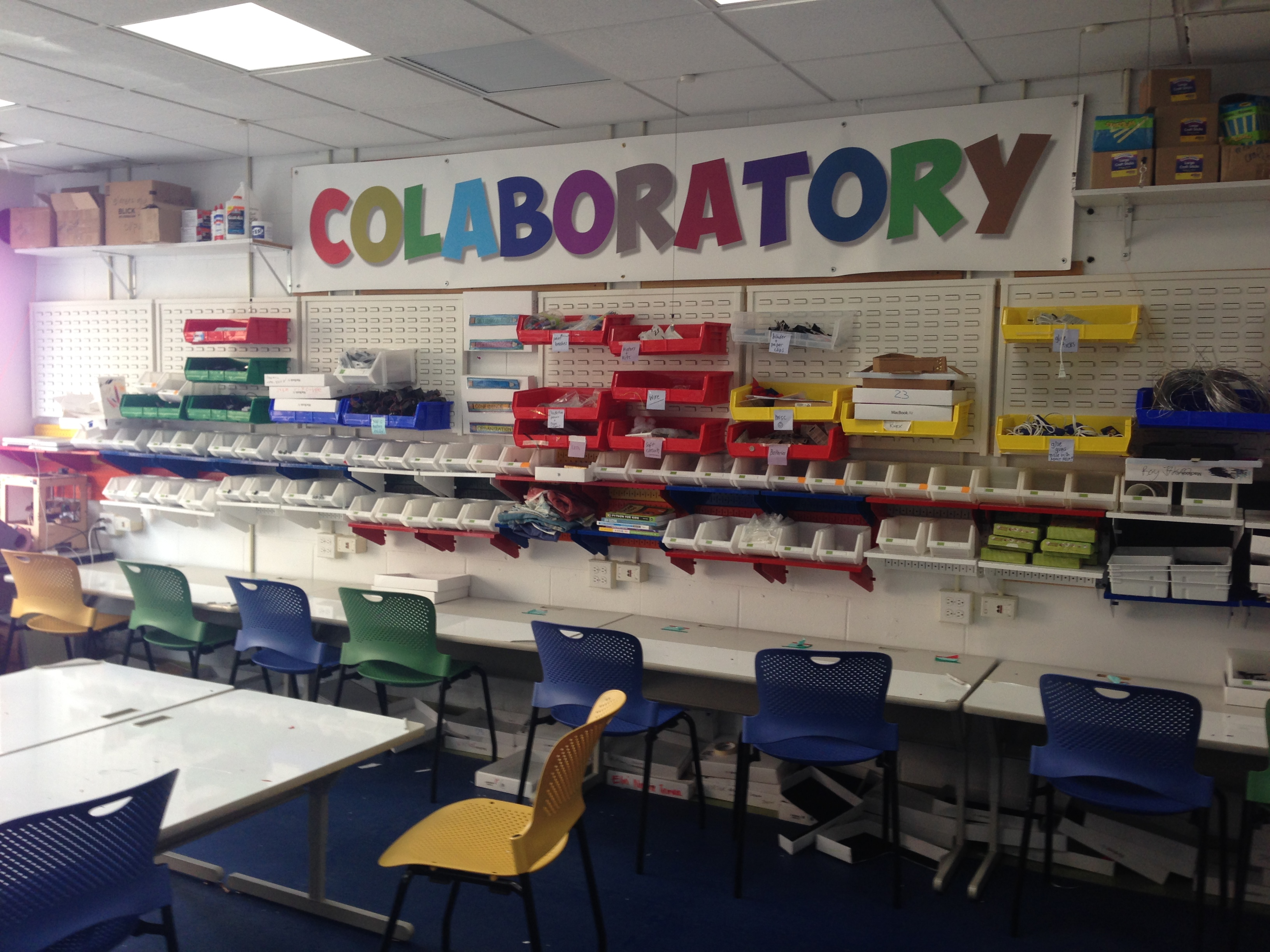 Photos From UNISs CoLaboratory Makerspace And Our