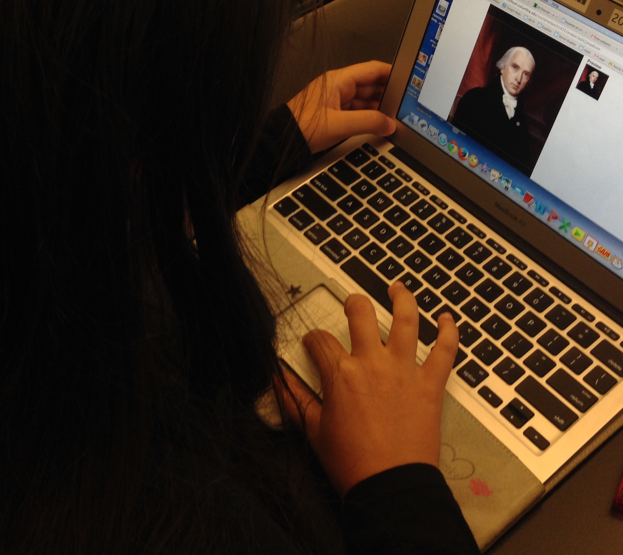 8th Grade Ss Students Are Creating Faux Profiles For The