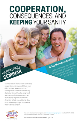Cooperation Consequences and Keeping Your Sanity Conference