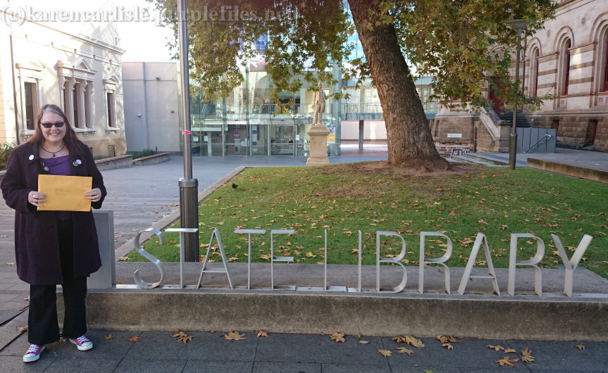 State Iibrary Legal Deposit