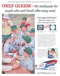 Gleem - 19570504 Post