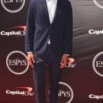 Basketball Player Ben Simmons at the 2015 ESPYs Awards