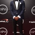 Miami HEAT rookie Justise Winslow at the 2015 ESPYs Awards