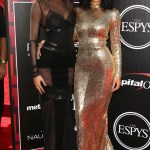 Kendall and Kylie Jenner at the 2015 ESPYs Awards
